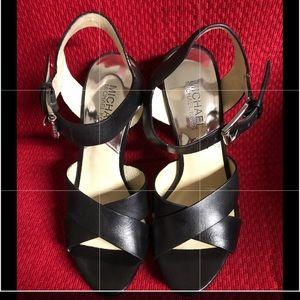 Michael Kors Oksana Platform Sandals